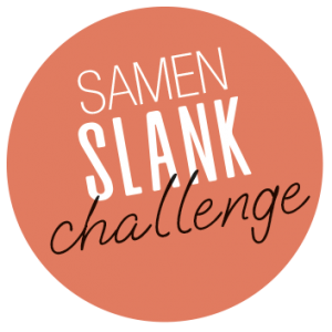 Samen Slank challenge button